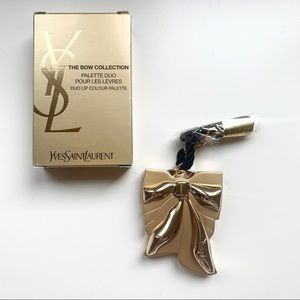 YSL Yves Saint Laurent The Bow Collection Charm